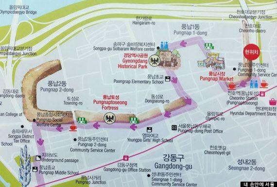 한반도의 가장 오래된 도시 유적