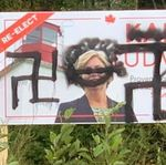 Hate Graffiti Has Tainted Candidate Signs In 3