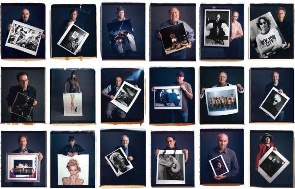 현대사의 중요한 순간들을 찍은 보도사진과, 그 사진을 찍은 저널리스트