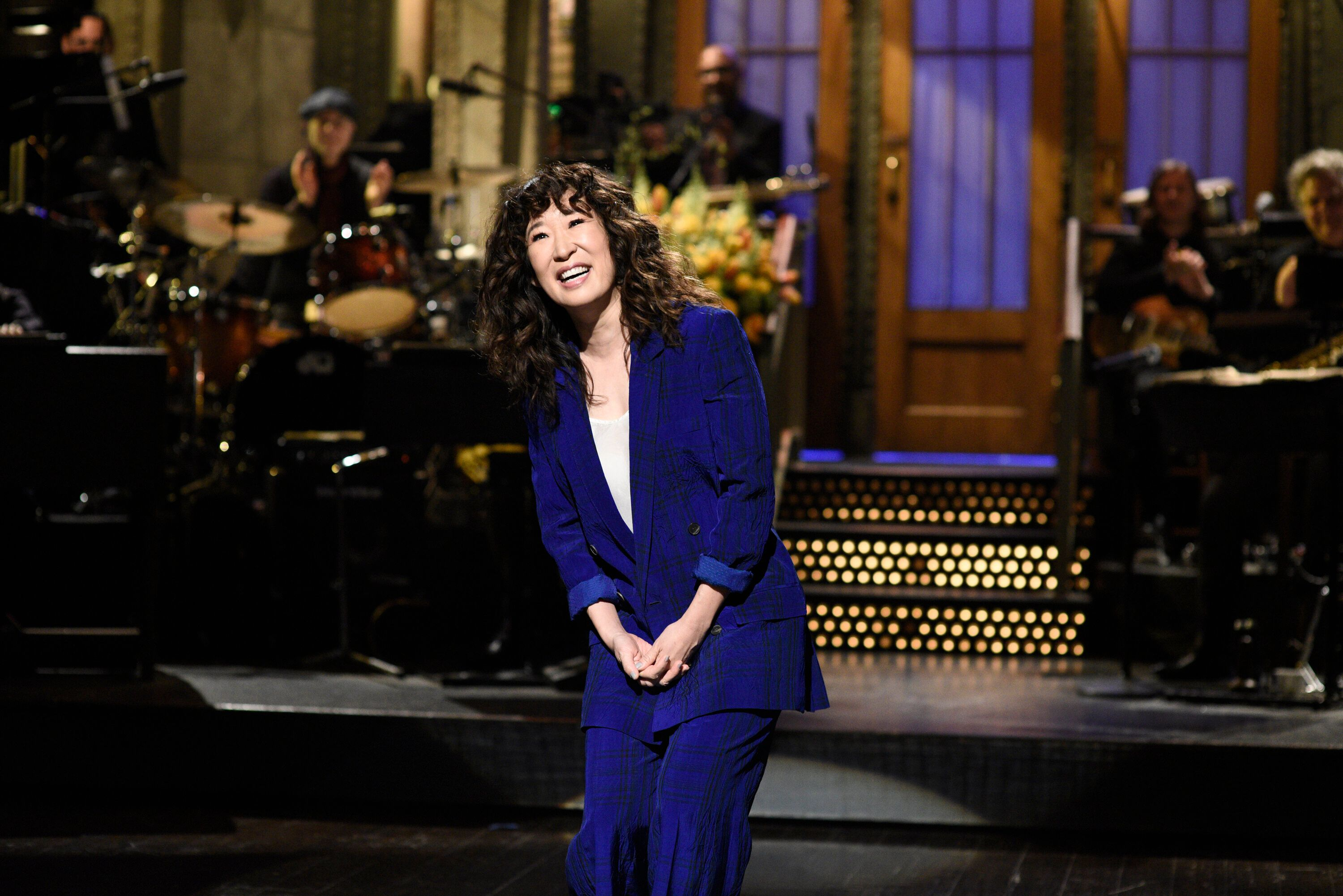 Sandra Oh Rips Fired 'SNL' Cast ...