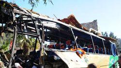 시리아서 '순례객' 버스 폭탄 테러, 9명