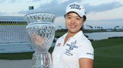 LPGA 2주 연속 우승 : 한국 돌풍, 심상치