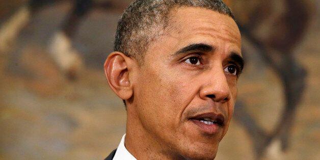 오바마, 제한적 지상군 투입...의회에 IS 무력사용권