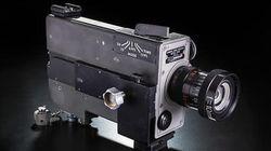아폴로 11호 달착륙 찍은 카메라 46년만에
