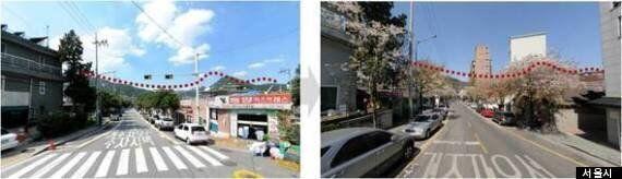 서울 서촌, 개발