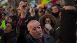 그리스 다음은 스페인? '긴축 반대' 대규모