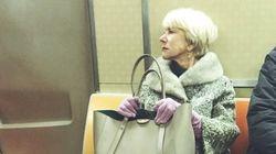 헬렌 미렌에게 배우는 지하철