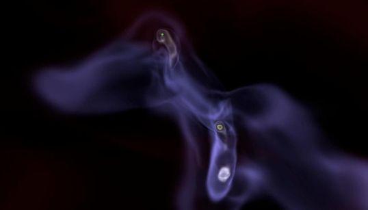 '태양이 여러 개' 다중성계 탄생 초기 장면 첫