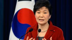 朴 대통령 지지율은 빠지지 않는다, 무너질