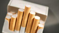 영국, 담배 포장 통일 법안