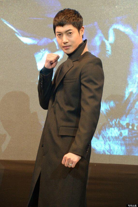 여친 때린 혐의 가수 김현중, 벌금 500만원