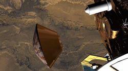 실종된 화성탐사선이