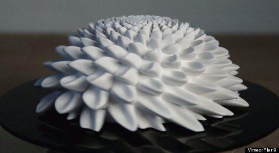 3D 프린터로 만든 조이트로프