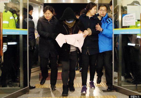 인천 어린이집 가해 교사 긴급체포