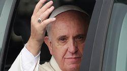 필리핀, 교황 방문에 구걸 아동