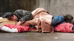 노숙자 여성에게 생리기간은 더더욱