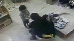 조선닷컴, 건강 기사에 '아동학대 화면'