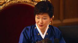 박 대통령 지지율, 20%대로