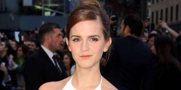 FILE - In this March 31, 2014 file photo, actress Emma Watson arrives for the UK Premiere of Noah in...