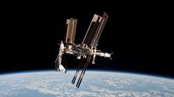 국제우주정거장서 암모니아 누출로 우주인