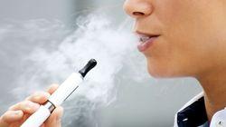 전자담배 150모금은 치사량? 한꺼번에 흡입때