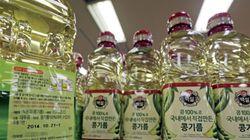 한국, 식용 GMO 수입 세계
