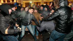 푸틴 정적 유죄판결에 모스크바에서 반정부