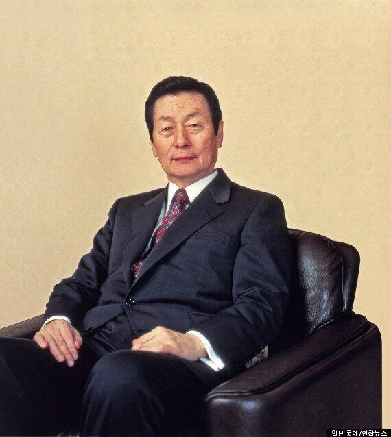 롯데그룹 장남 해임 : 후계구도 차남으로