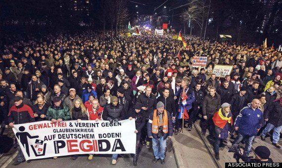프랑스 테러로 독일 반이슬람운동 논란