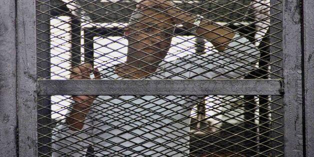알자지라 기자 무함마드 파흐미는 석방되어야