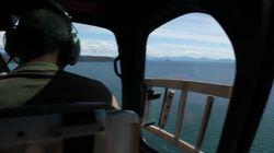스카이다이버 13명, 항공기 추락 전 낙하산
