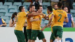 호주, 오만에 4-0