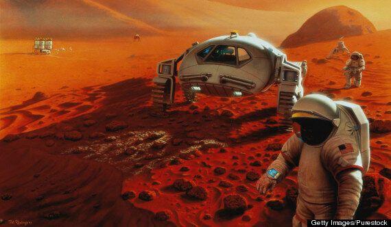 일론 머스크, 화성 이주계획 올해 안에 발표할 수도