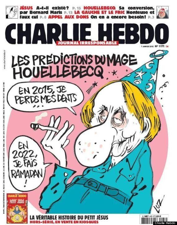 테러 당한 프랑스 주간지, 온라인경매서 인기