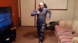 아버님이 춤을 춘다!