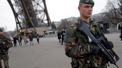프랑스 경찰 테러 용의자 얼굴