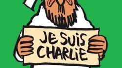 샤를리 엡도 새 만평, 미국 언론