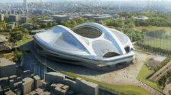 도쿄올림픽 주경기장은 왜 아직도 논란