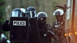 프랑스 경찰, 테러범 주변인 9명