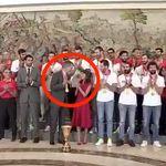 El gesto de Letizia a Felipe en plena celebración: dice claramente que