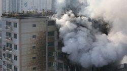 불탄 의정부 아파트들은 사실상