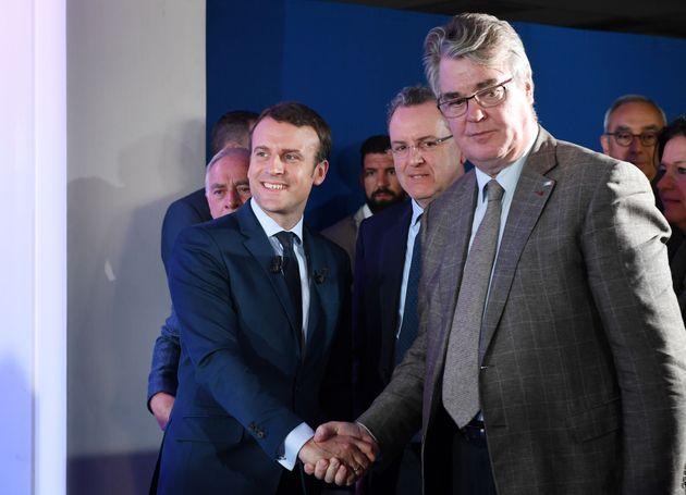 Le haut-commissaire à la réforme des retraites Jean-Paul Delevoye n'a pas obtenu le titre...