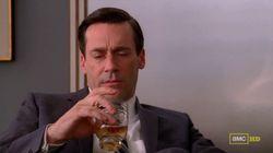 직장에서 술을 (조금) 마시면 업무능력이