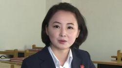 북한 '얼짱' 배우 지망생의