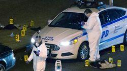 미국 뉴욕서 경찰관 2명 피격