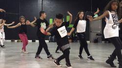 이것이 8살 천재 댄서의