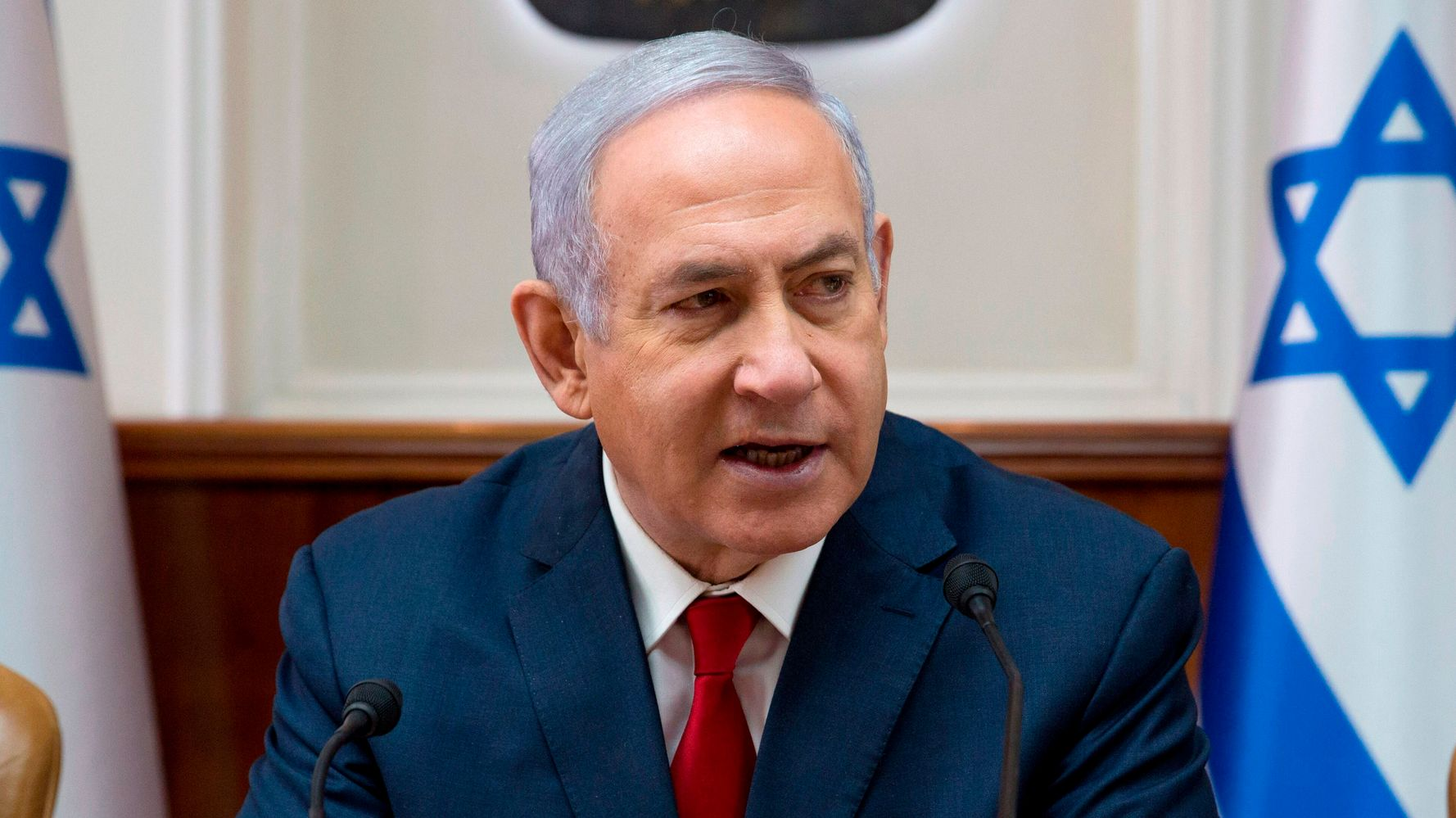 Westlake Legal Group 5d810e2b3b0000c49fd5ea8a Netanyahu's Career On The Line As Israel Votes In Second Election This Year