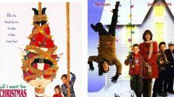 크리스마스 영화 포스터의 7가지
