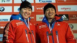 한국 봅슬레이, 4인승에서도 첫 월드컵 13위