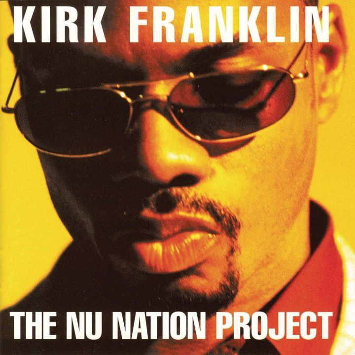 "The cover art for ""The Nu Nation Project,"" the fifth studio album by Kirk Franklin. (GospoCentric, MCA)"